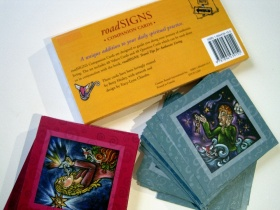 Companion Cards, Greeting Cards and Attraction Cards