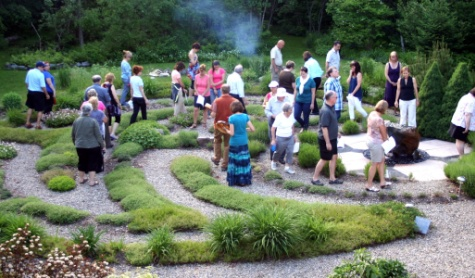 Tigh Shee Labyrinth and Garden Annual Walk